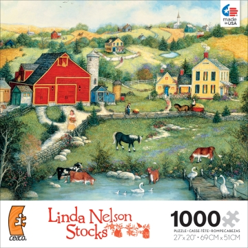 PUZZLE Linda Nelson Stocks