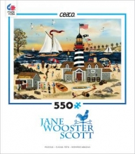 PUZZLE Jane Wooster Scott Beacon on The Beach