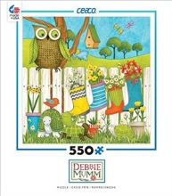 PUZZLE Debbie Mumm Owl and Friends