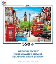 PUZZLE Weekend Escape London