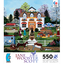 PUZZLE Jane Wooster Scott